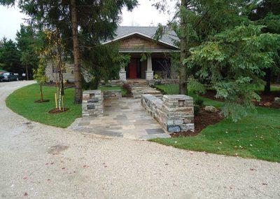 River-side Estate