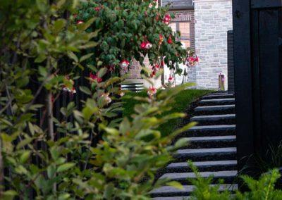 Structured Garden - Stairs