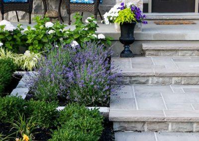 Structured Garden - Entrance