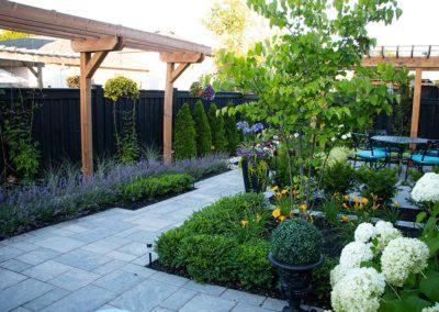 Structured Garden