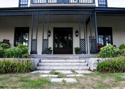 Historic Retreat - Estate Entrance